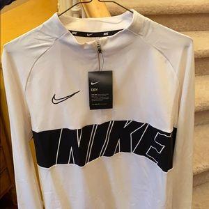 Nike Dri Fit Track/Football Top Mens Size XL